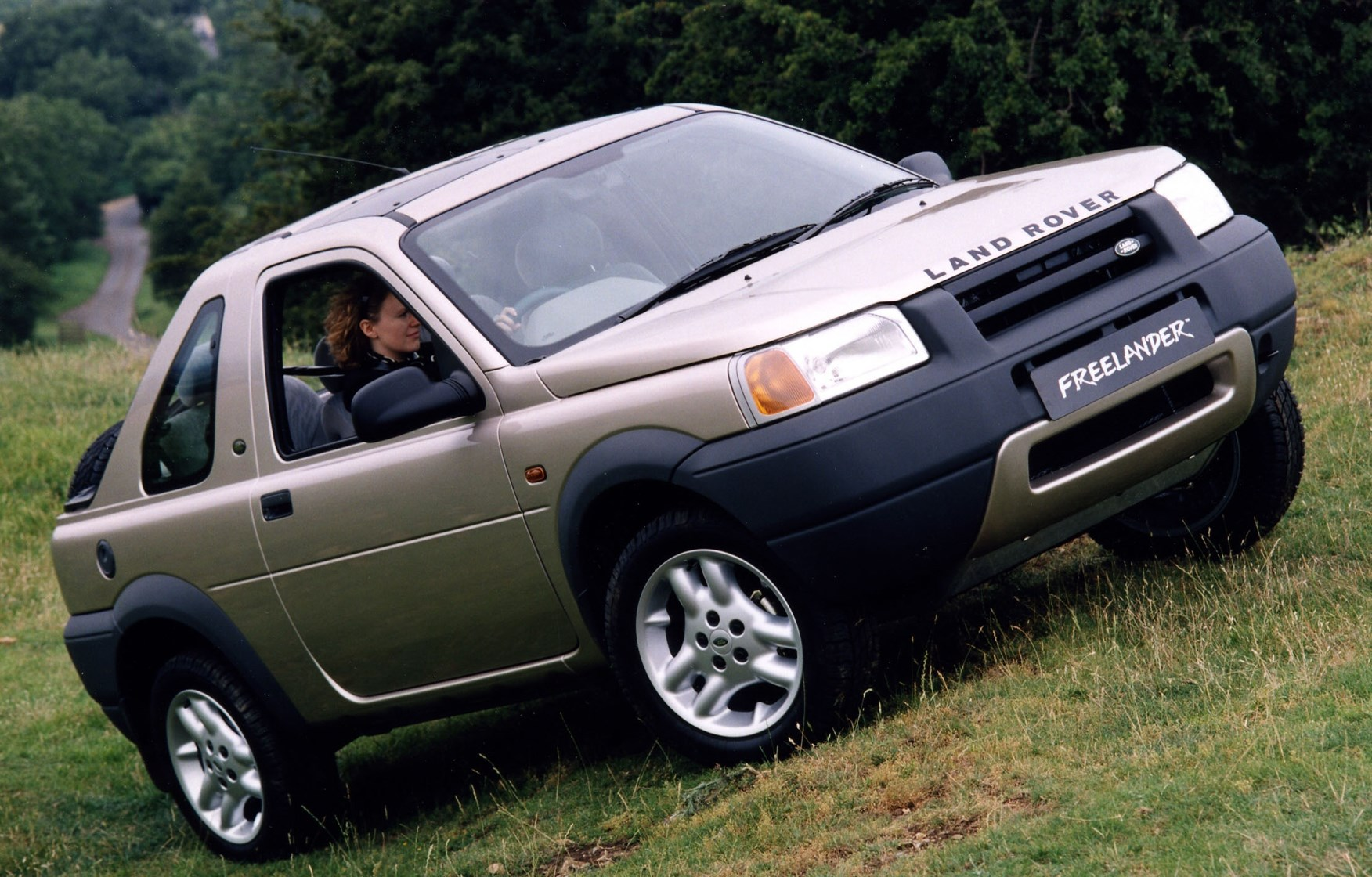 land rover freelander softback review 1997 2003 parkers. Black Bedroom Furniture Sets. Home Design Ideas