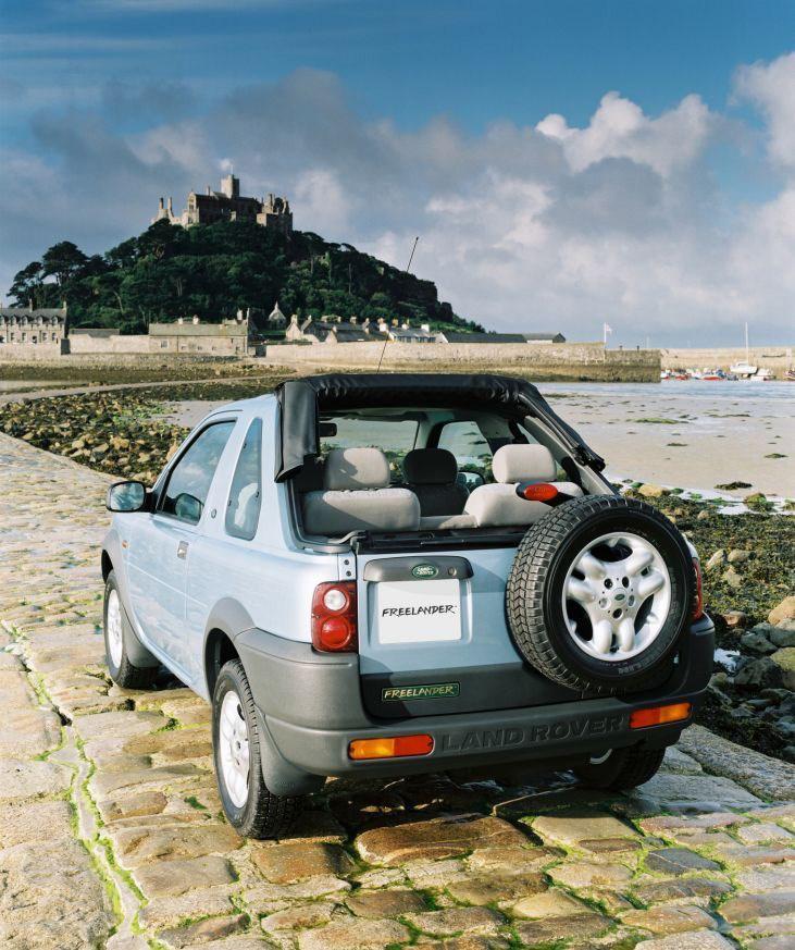 Land Rover Freelander Softback Review (1997 - 2003)