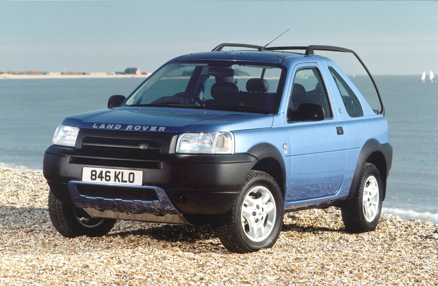 Toyota Build And Price >> Used Land Rover Freelander Softback (1997 - 2003) Review ...