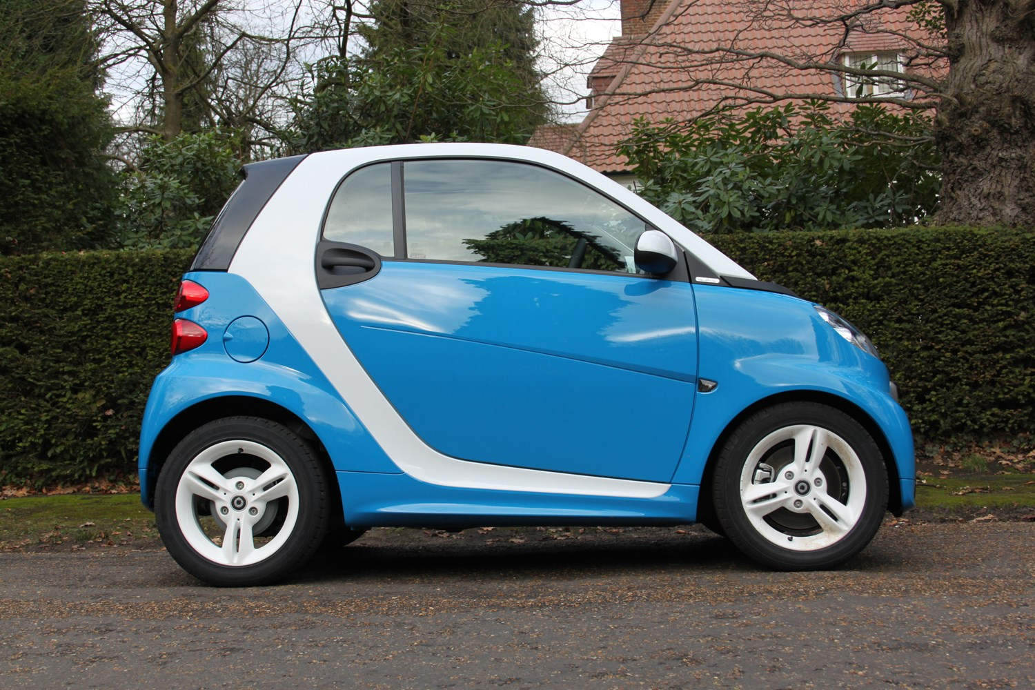 Smart Fortwo Coupe Review 2007 2014 Parkers 2013 Fuse Box How Much Is It To Insure