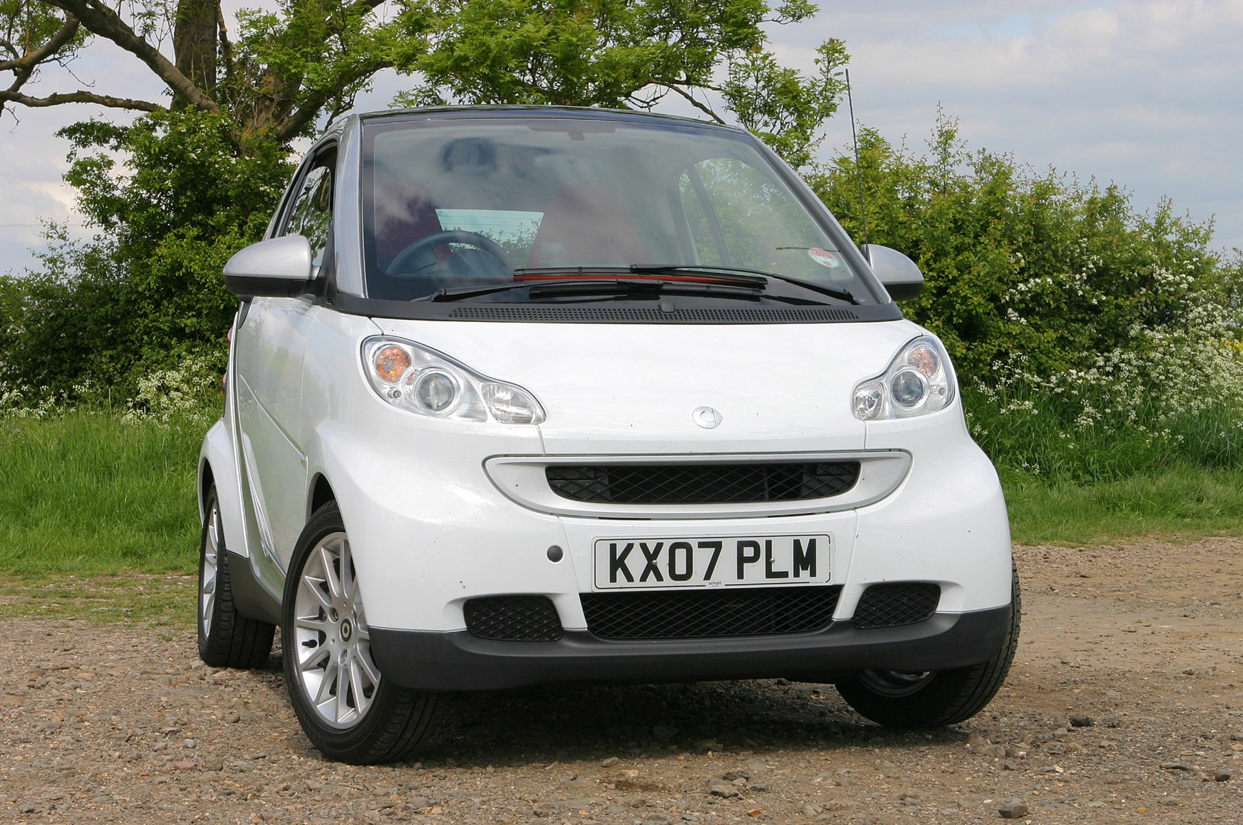 Smart Fortwo Coupe Review 2007 2014 Parkers Car 451 Fuse Box How Much Is It To Insure