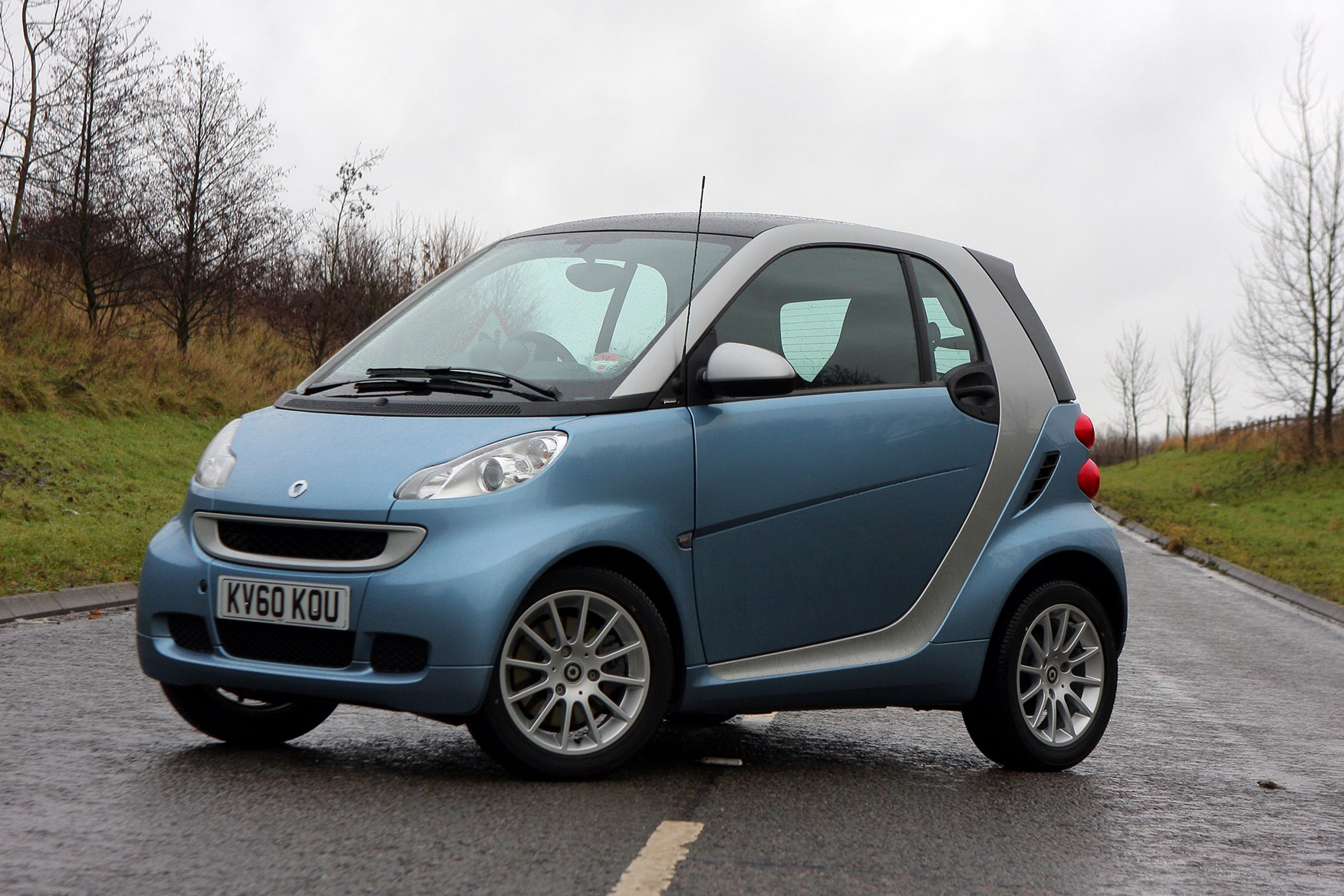 Smart Fortwo Coupe Review 2007 2014 Parkers 2008 Car Fuse Box How Much Is It To Insure