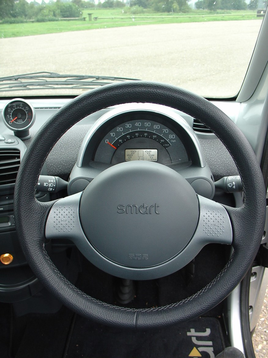 Used Smart Fortwo Coupe 2004 2007 Review Parkers