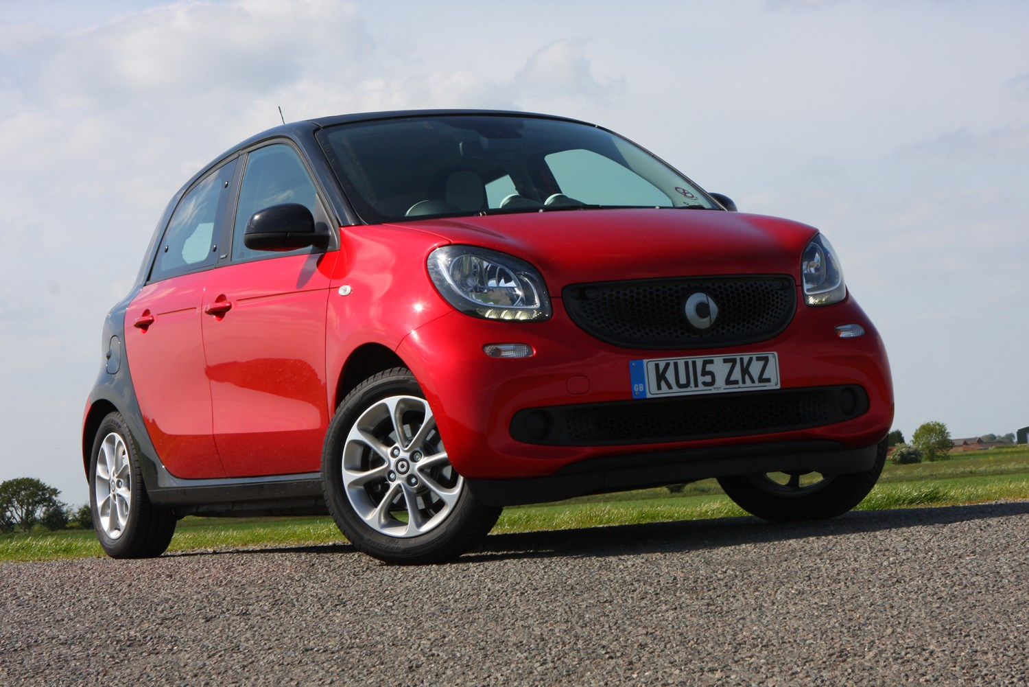 smart forfour review features safety and practicality parkers. Black Bedroom Furniture Sets. Home Design Ideas