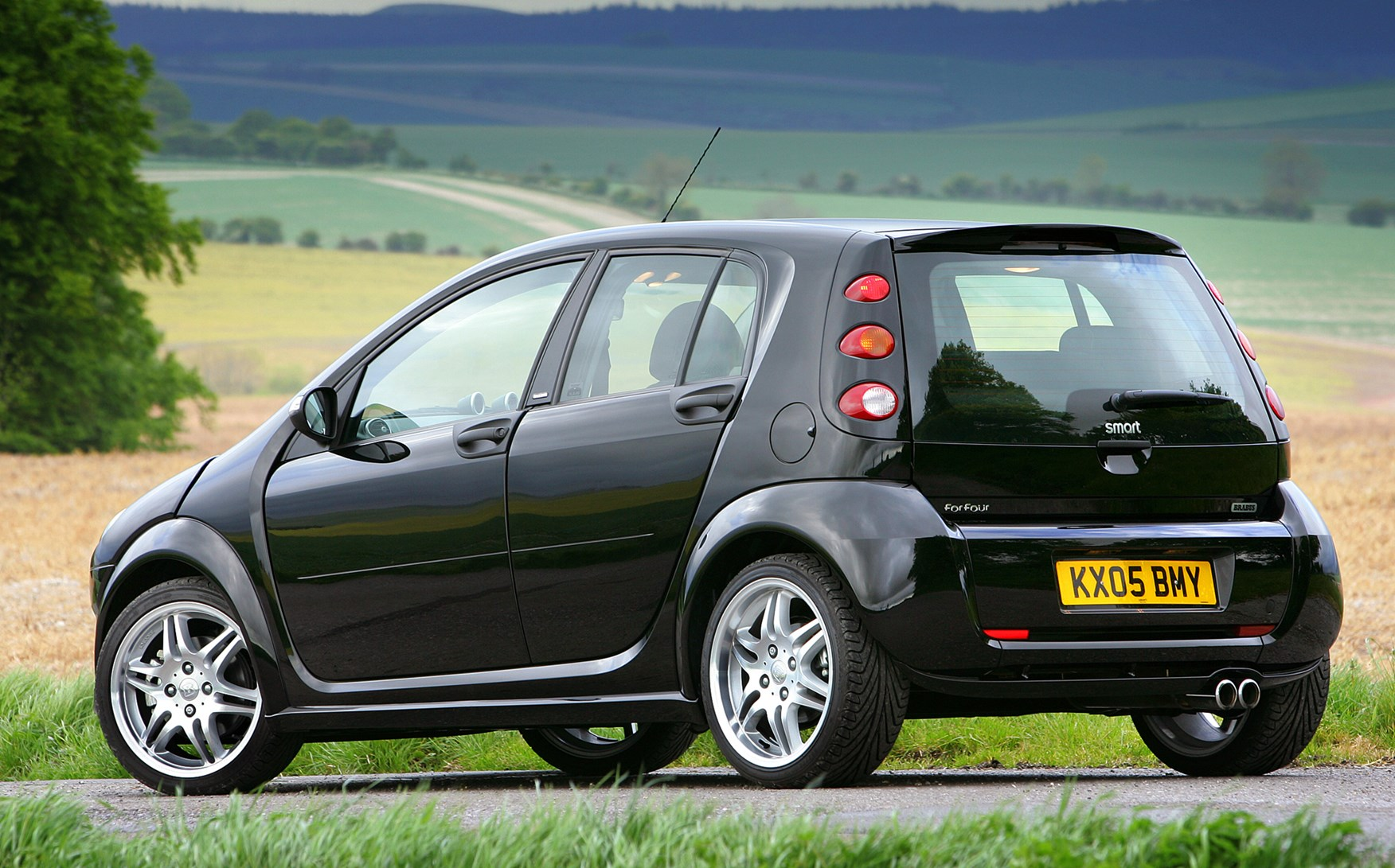 smart forfour hatchback review 2004 2006 parkers. Black Bedroom Furniture Sets. Home Design Ideas