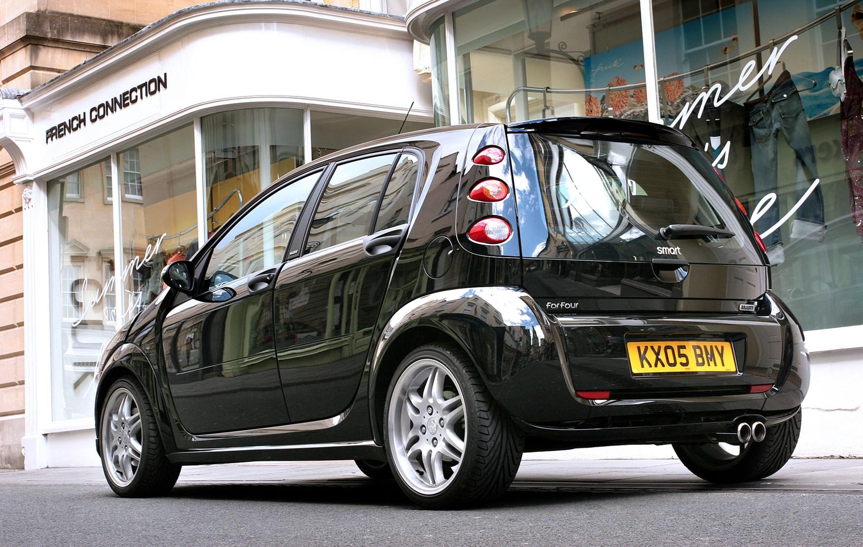 smart forfour hatchback review 2004 2006 parkers. Black Bedroom Furniture Sets. Home Design Ideas