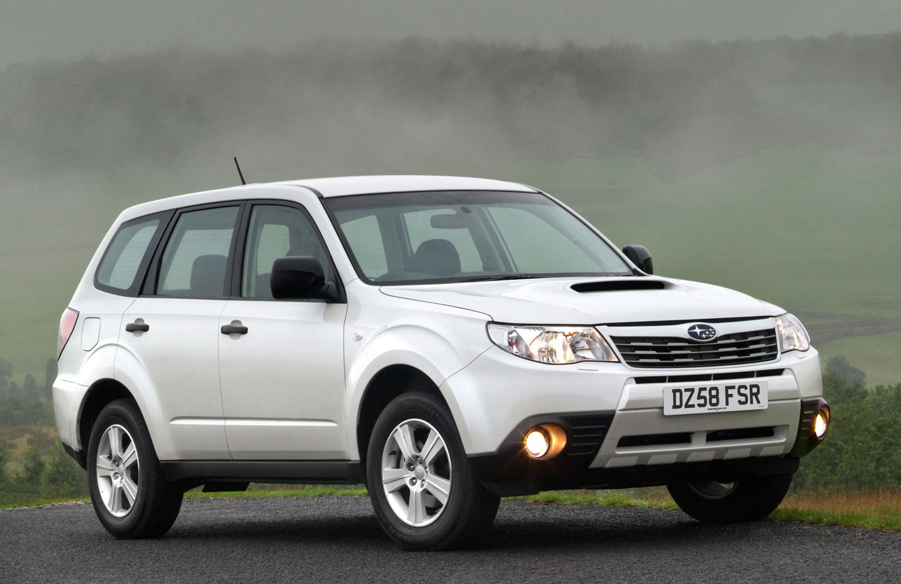 Used Subaru Forester Estate (2008 - 2012) Review | Parkers