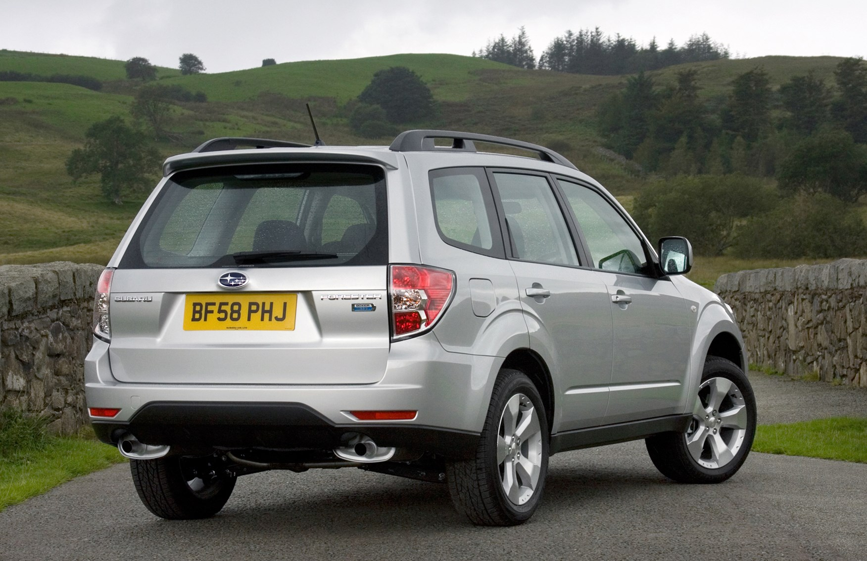 Subaru Forester Estate Review 2008 2012 Parkers 2 0 Boxer Engine Diagram