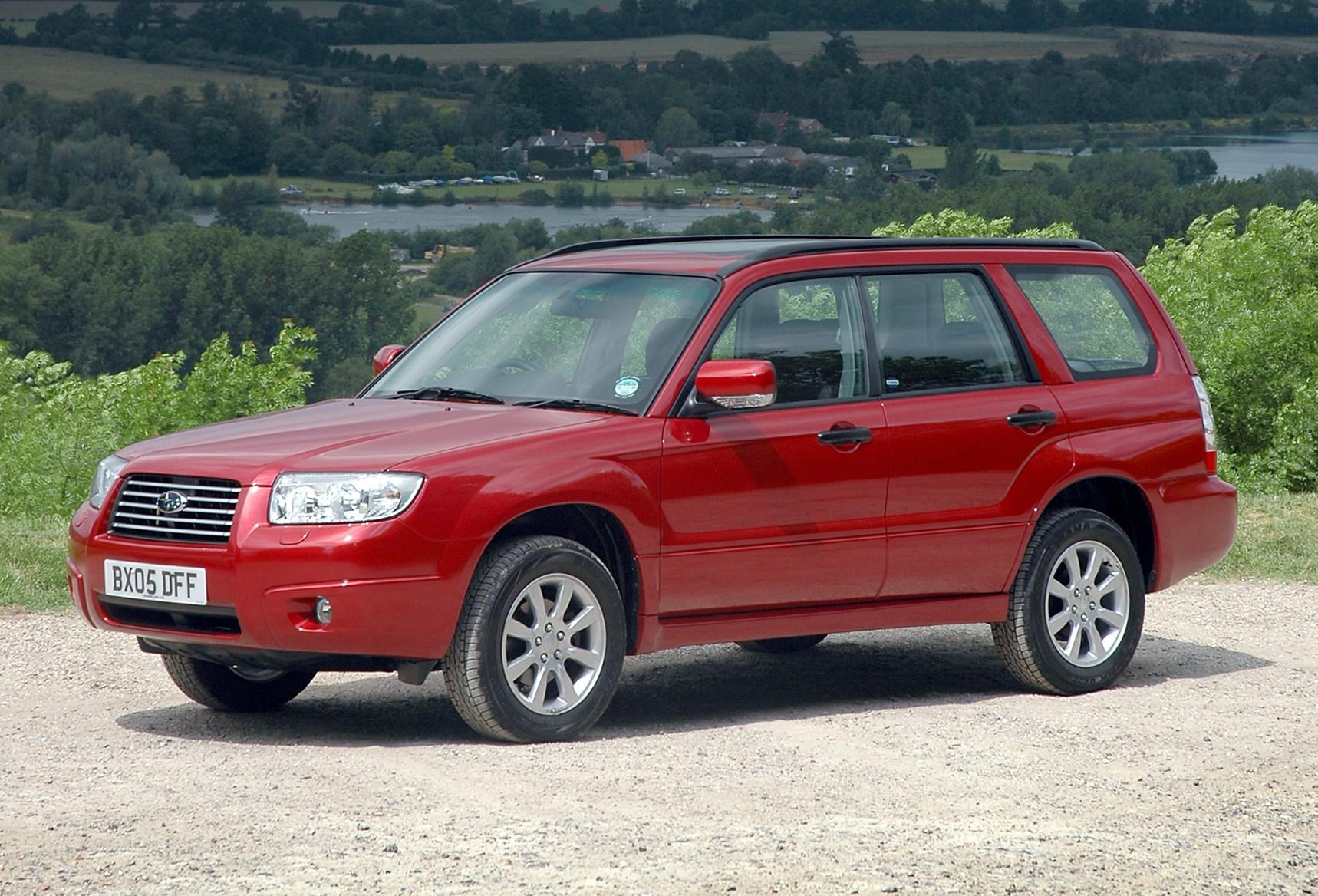 Subaru Forester Estate Review 2002 2008 Parkers 2 5xt Engine Diagram