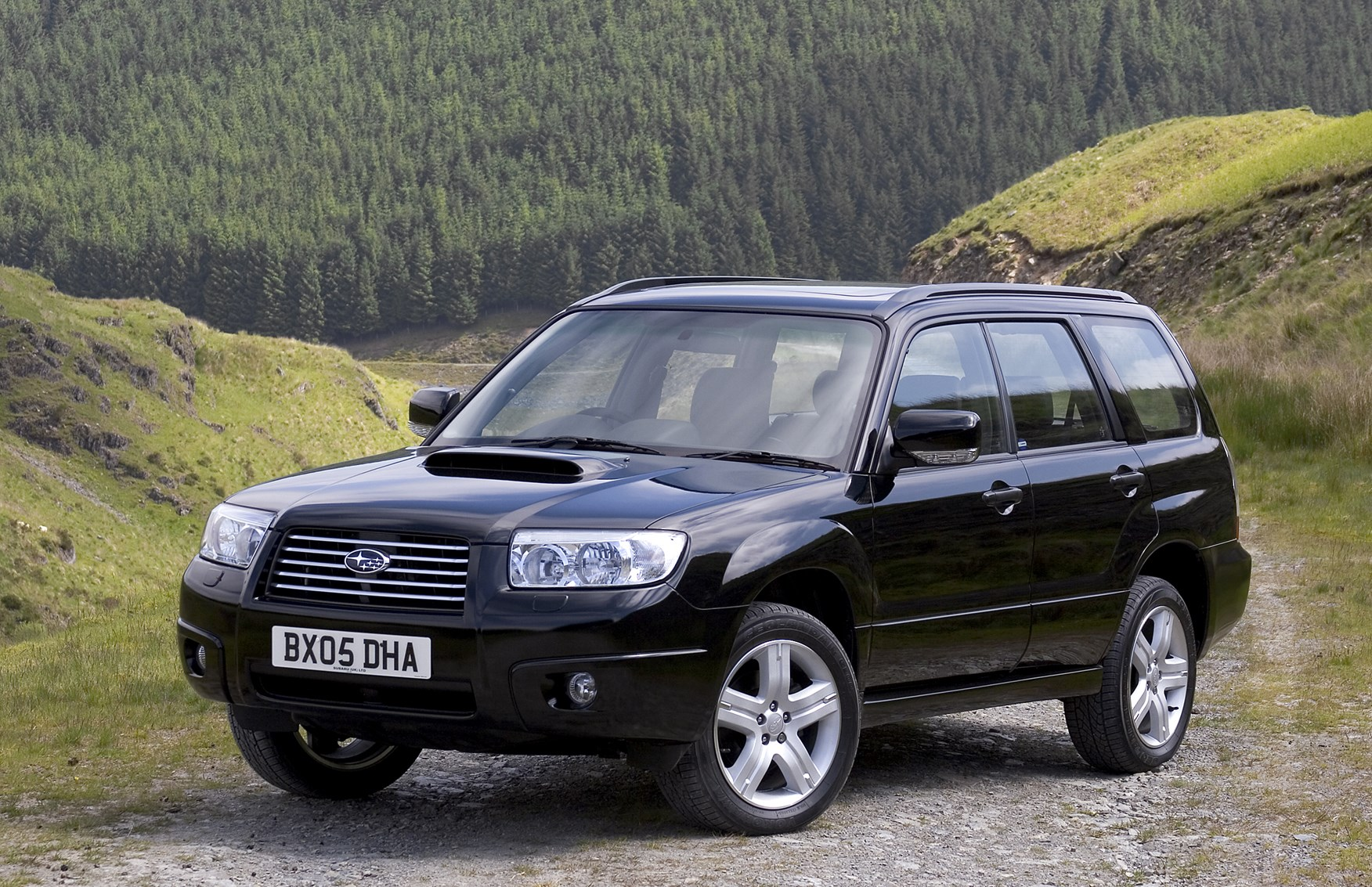 Subaru Forester Estate Review 2002 2008 Parkers Motor Diagram