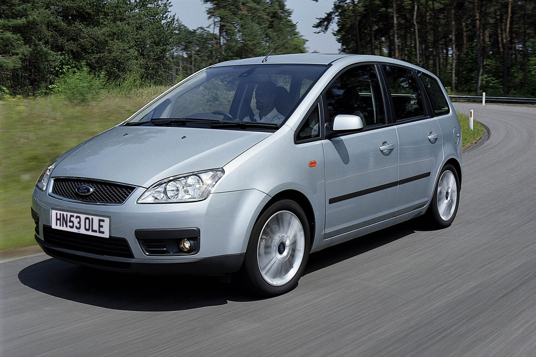 Ford Focus C Max 2005 Review