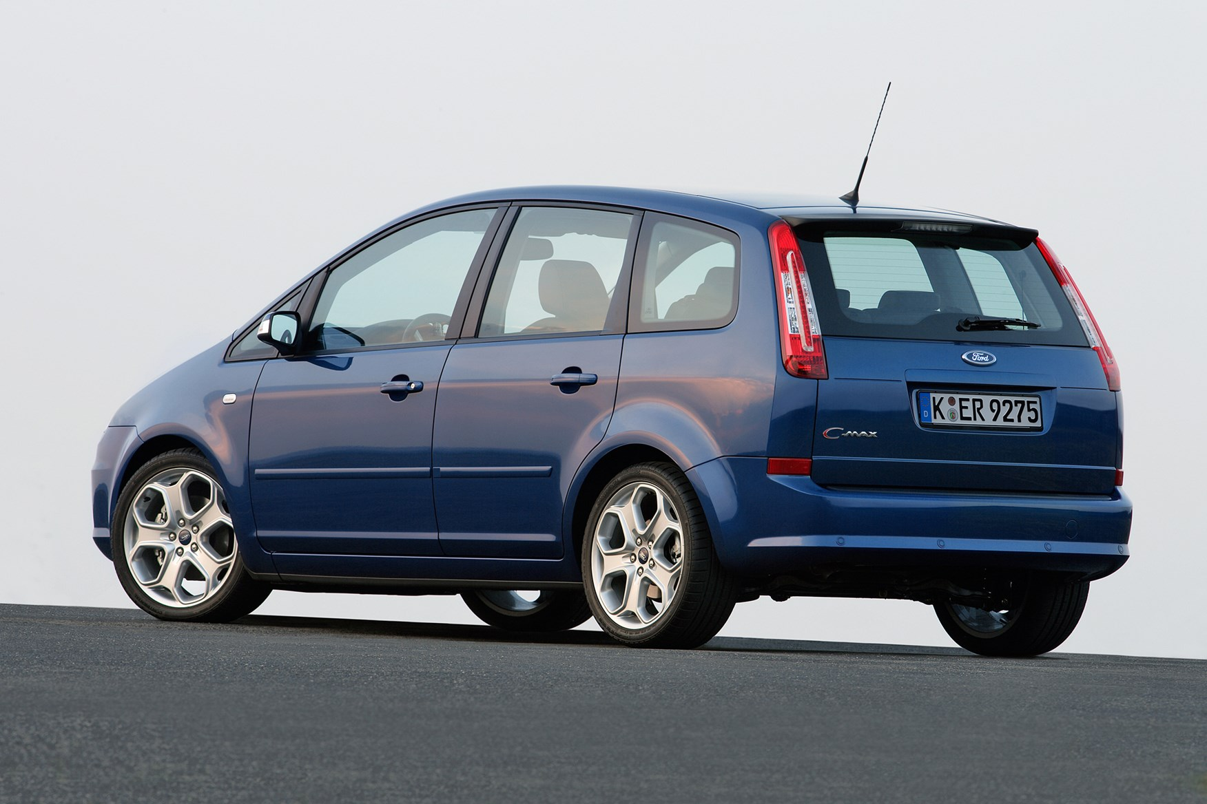 Ford Fiesta Ecoboost Review >> Ford Focus C-MAX Estate Review (2003 - 2010) | Parkers