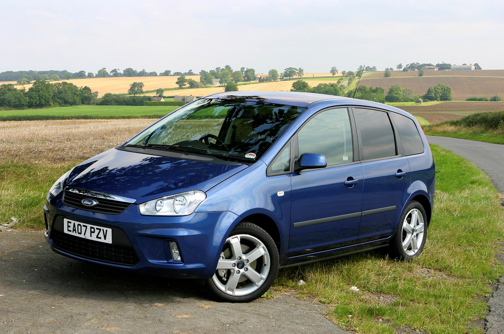 Ford focus c max 2010 test
