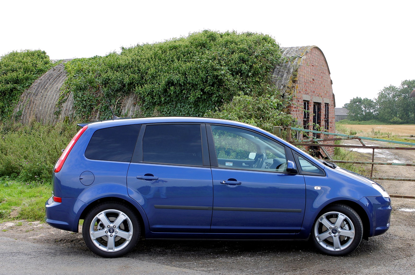 Ford Focus C Max Estate Review 2003 2010 Parkers