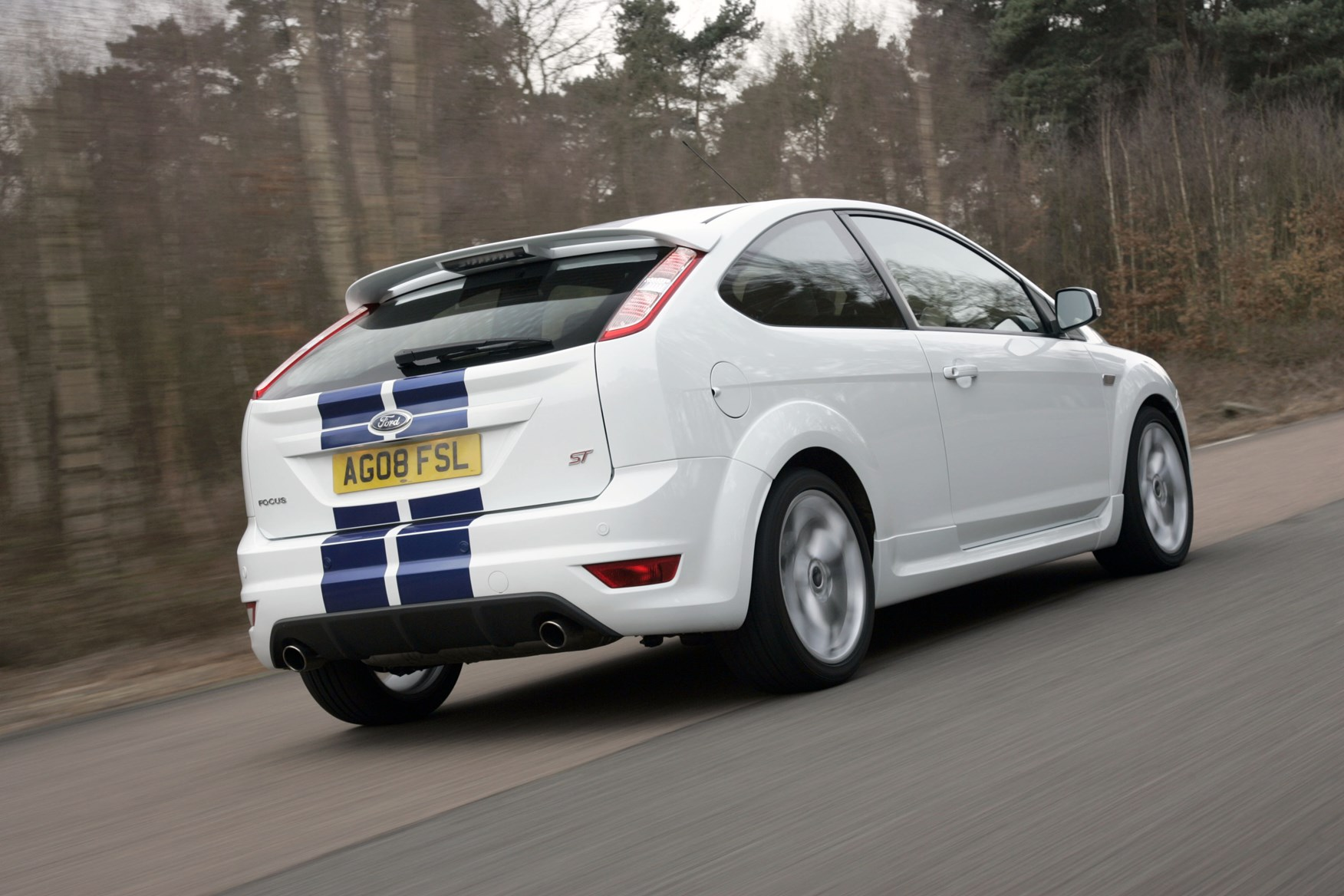 Ford Focus St Review 2006 2010 Parkers