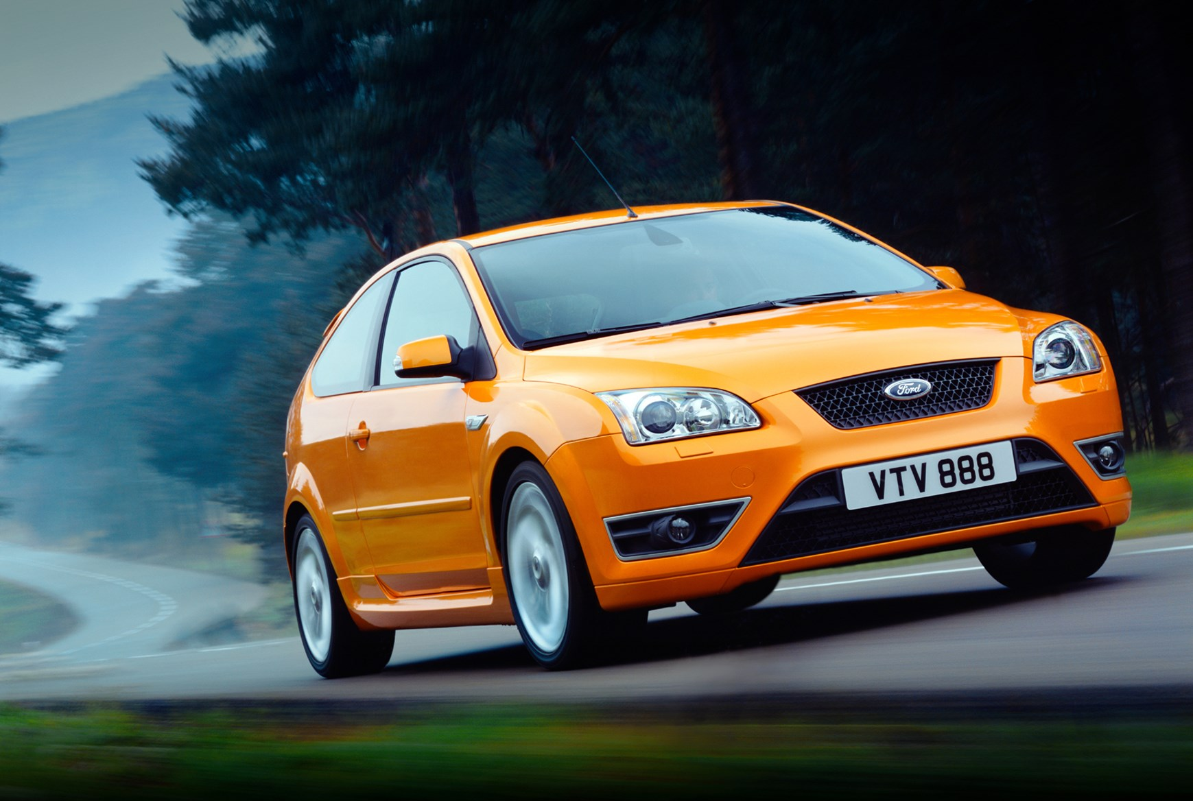 Ford Focus St 2006 2010 Rivals Parkers