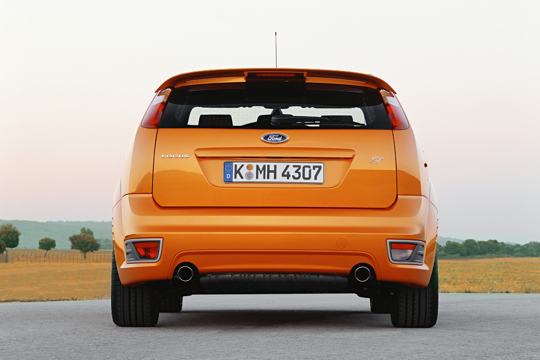 Ford Focus St 2006 2010 Driving Performance Parkers
