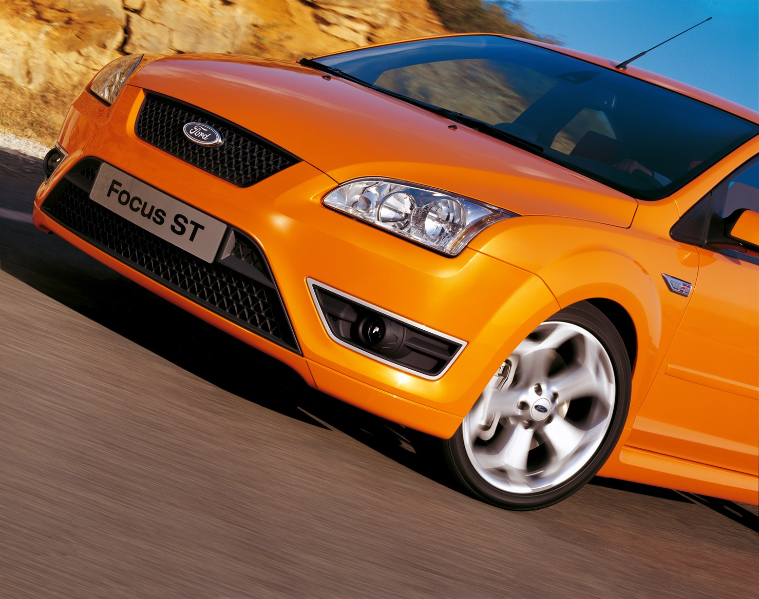 Used Ford Focus For Sale >> Ford Focus ST Review (2006 - 2010) | Parkers
