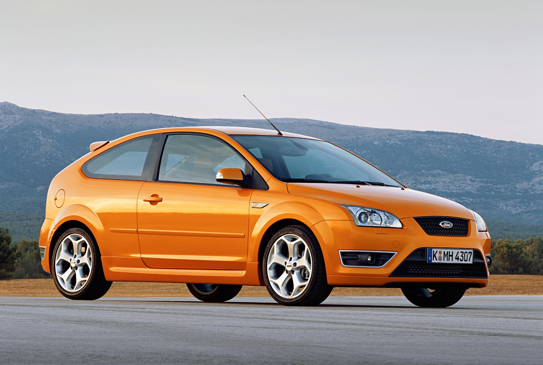 ford focus st review  2006