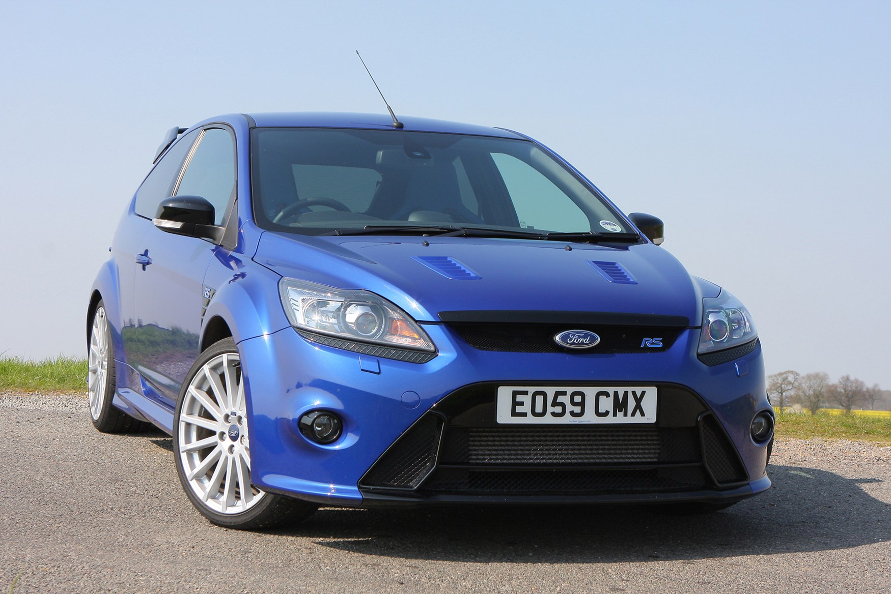 ford focus rs 2009 2010 running costs parkers. Black Bedroom Furniture Sets. Home Design Ideas