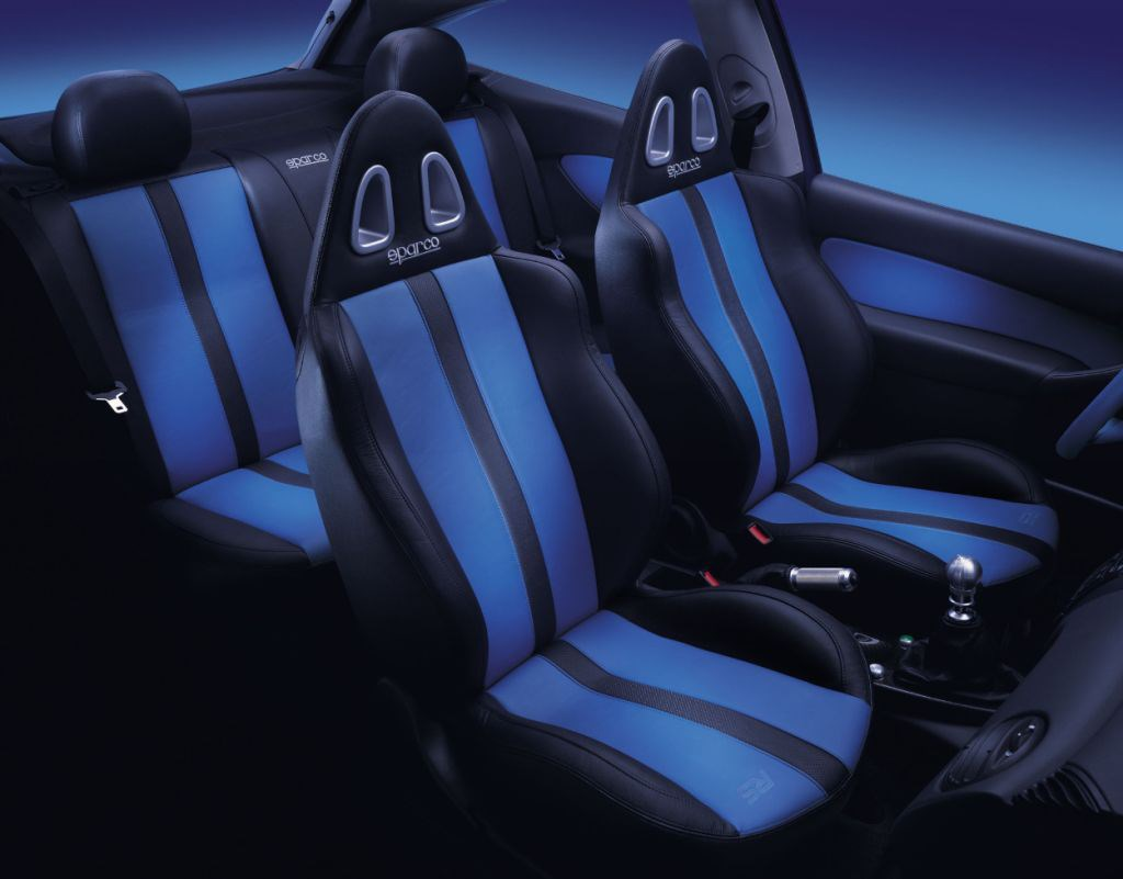 Used Ford Focus Rs 2002 2003 Interior Parkers