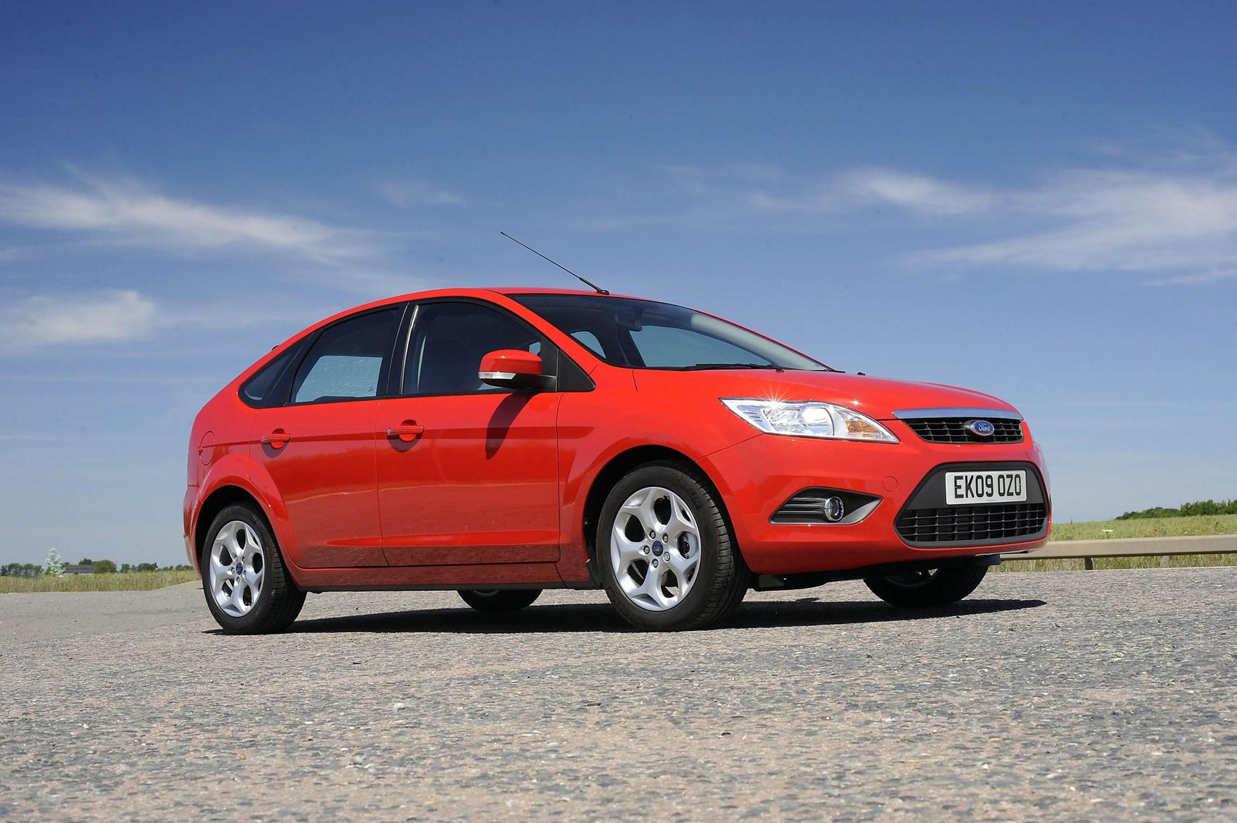 Ford Focus Hatchback Review 2005 2011 Parkers 2007 Se Engine Size