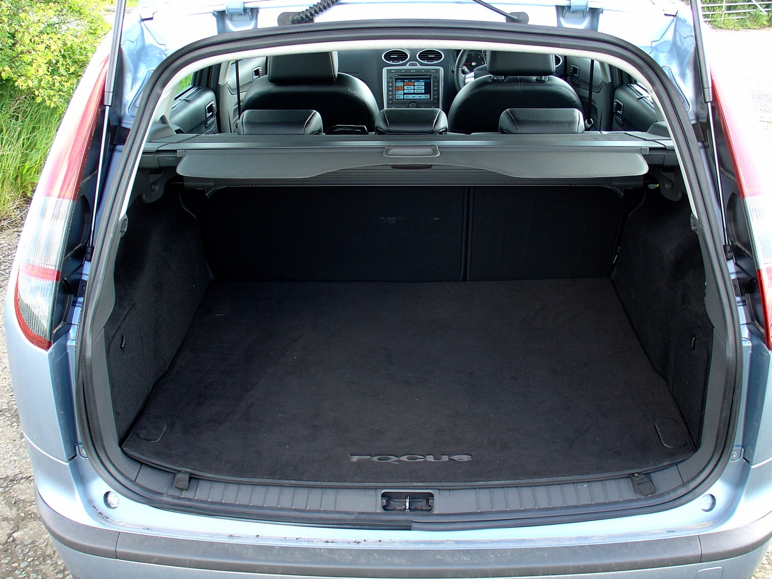 Used Ford Focus Estate 2005 2011 Practicality Parkers