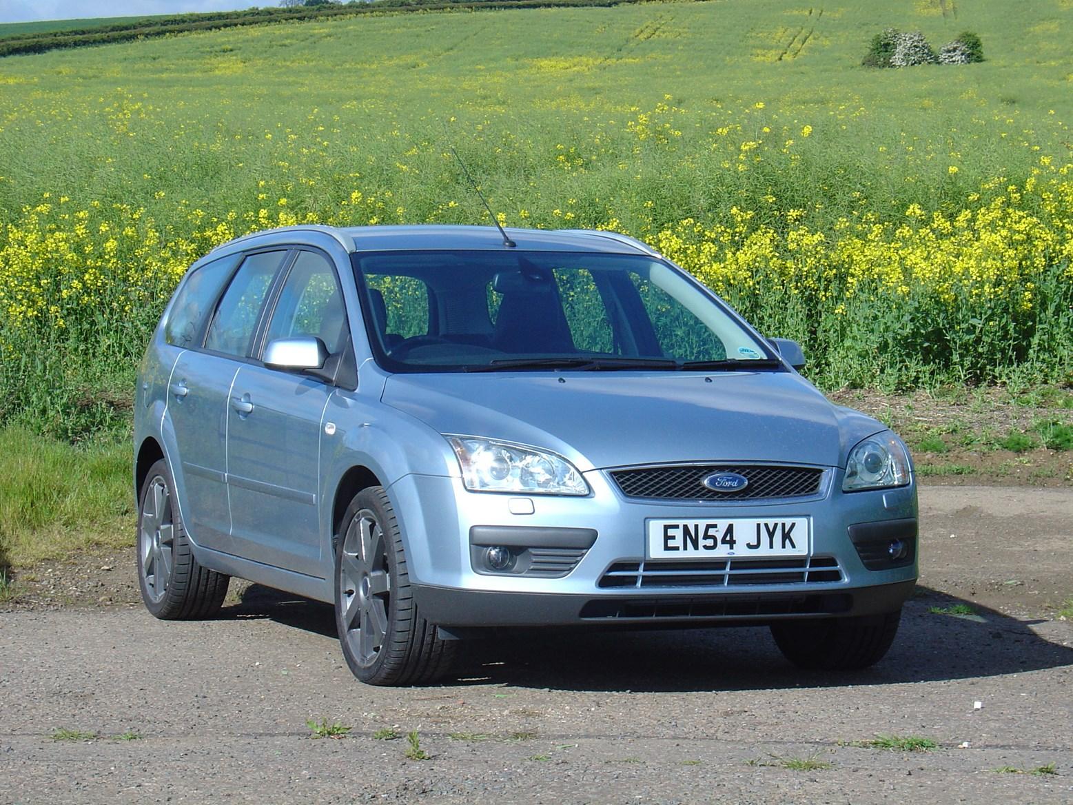 used ford focus estate  2005