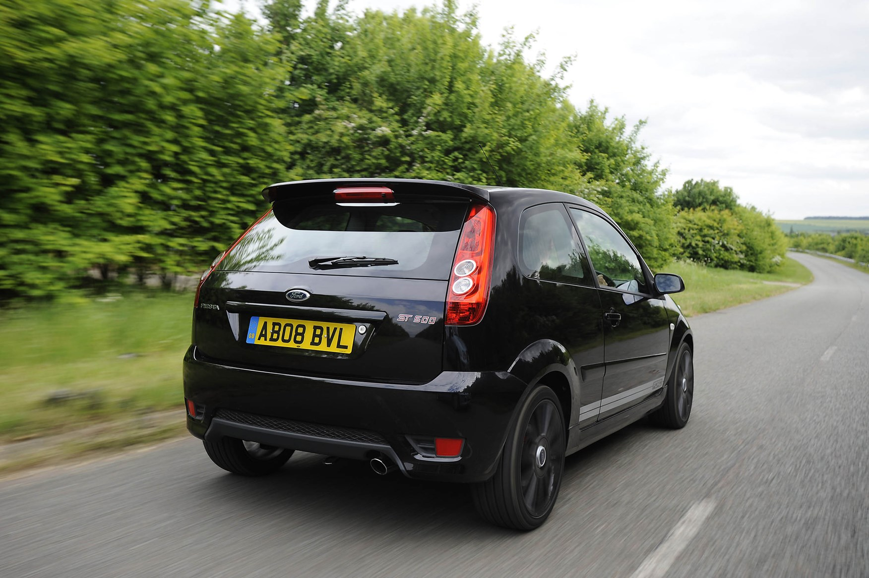 Used Ford Fiesta St 2005 2008 Review Parkers