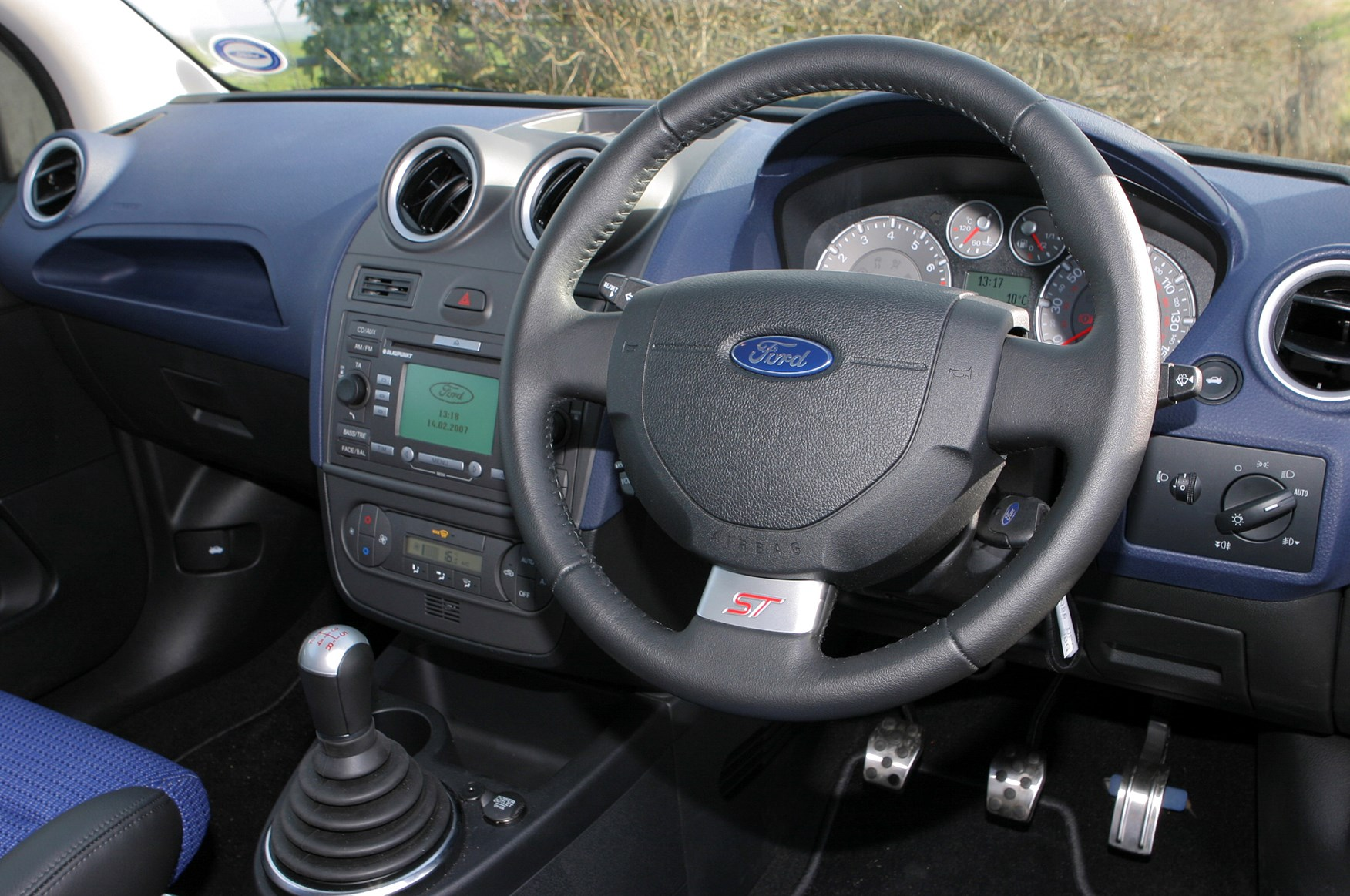 Ford Fiesta St 2005 2008 Running Costs Parkers