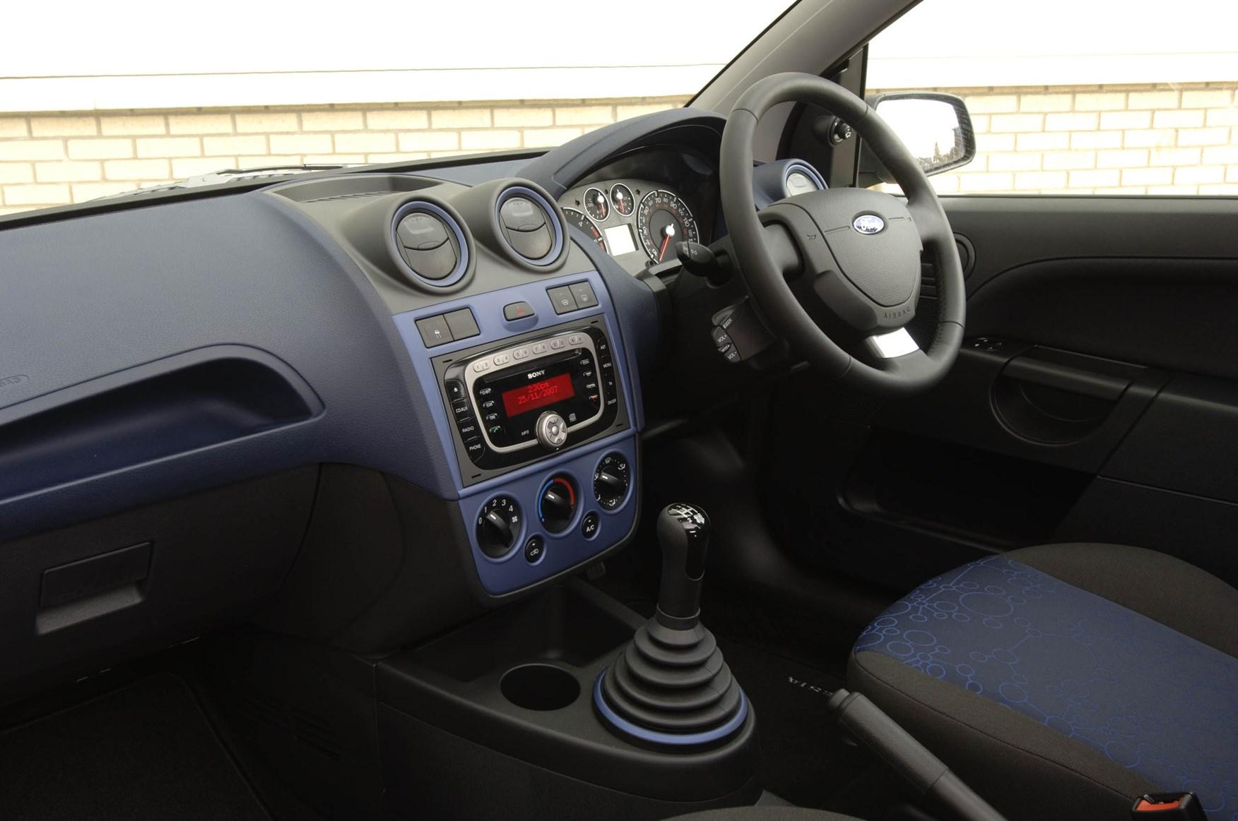 Ford Fiesta Hatchback 2002 2008 Features Equipment