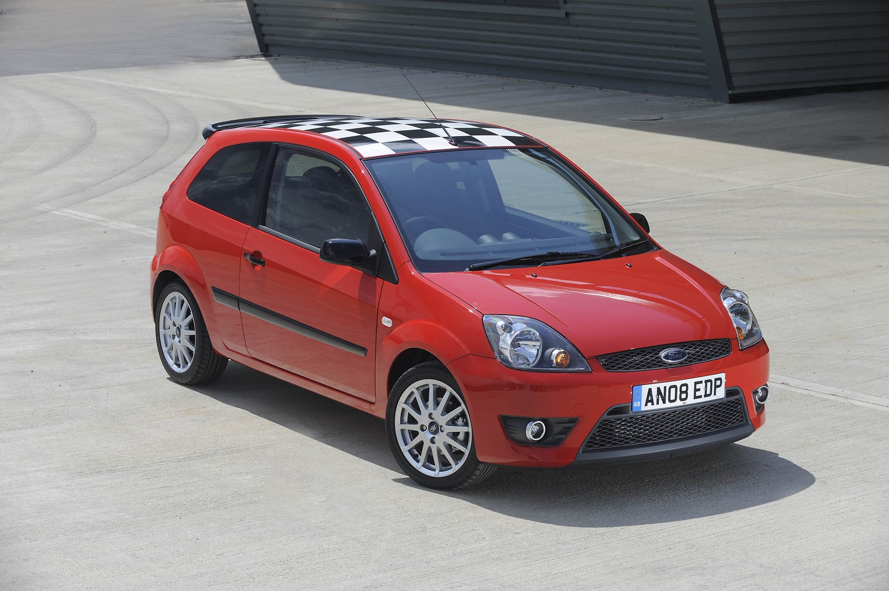 Ford Fiesta Hatchback 2002 2008 Features Equipment And Zetec S Wiring Diagram Accessories Parkers