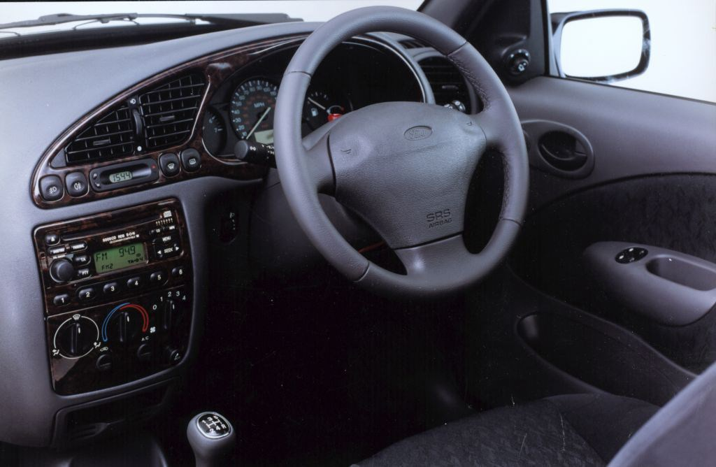 Ford Fiesta Hatchback Review 1999 2002 Parkers