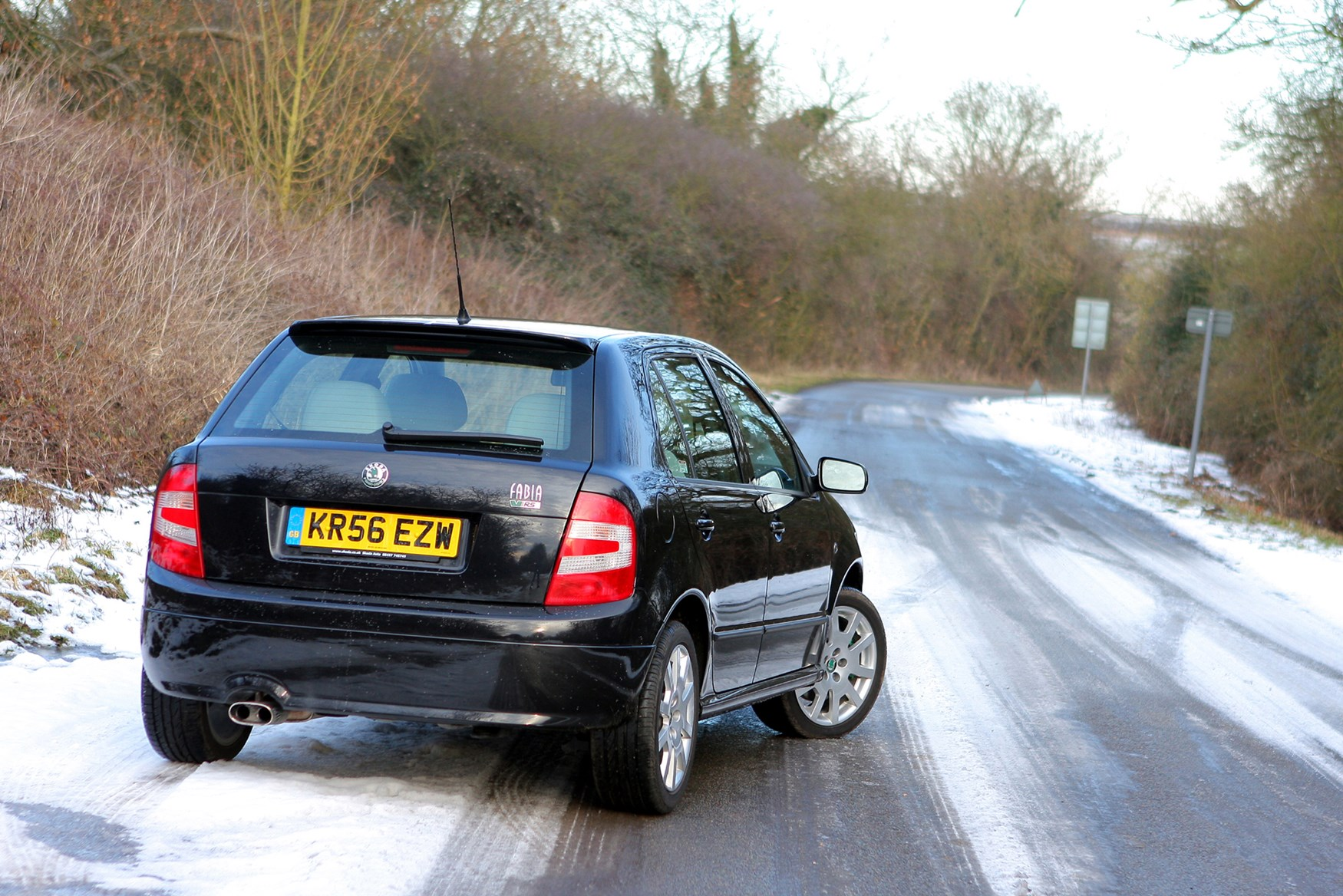 Used Skoda Fabia Vrs 2003 2007 Review Parkers