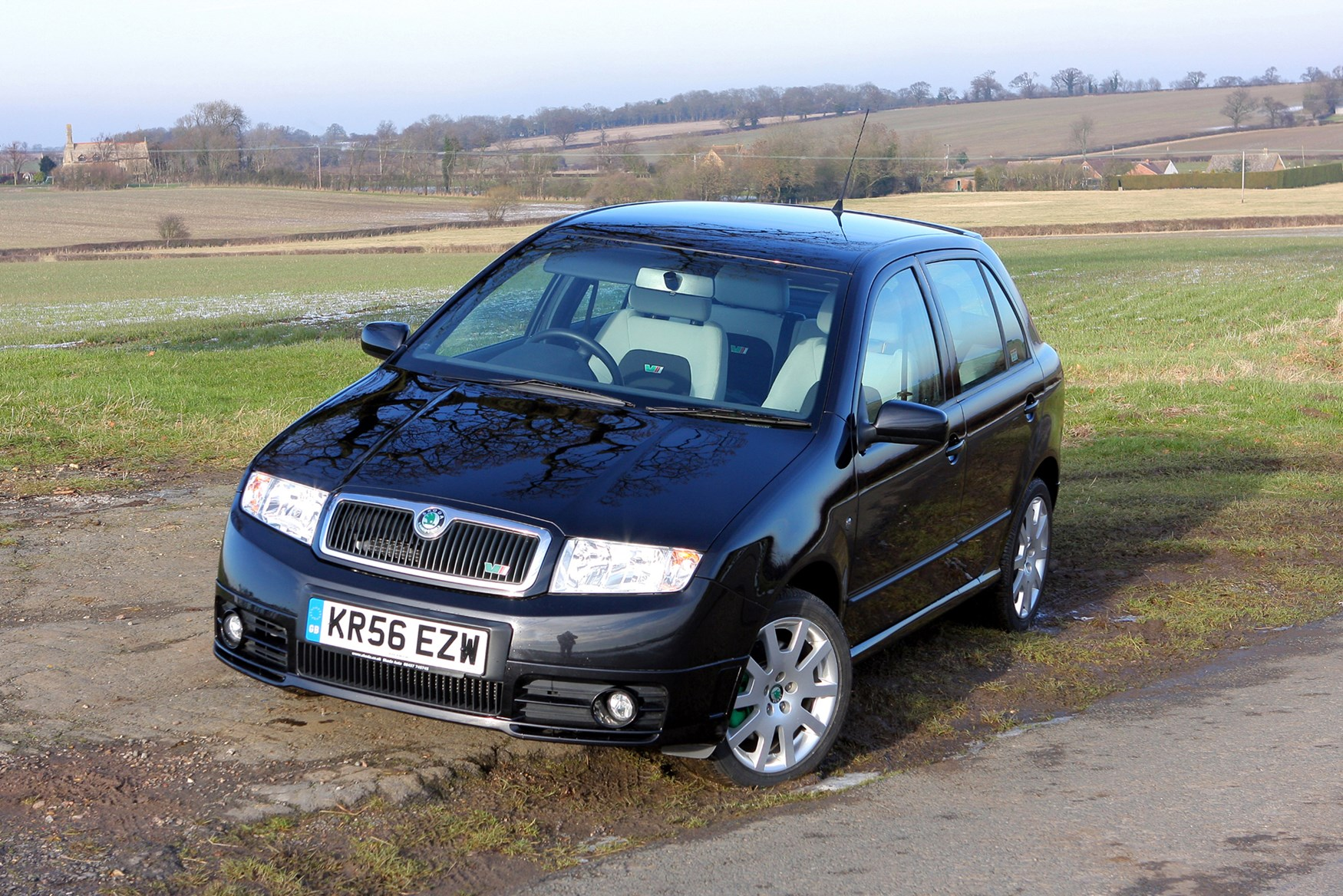 Skoda Fabia Vrs 2003 2007 Buying And Selling Parkers