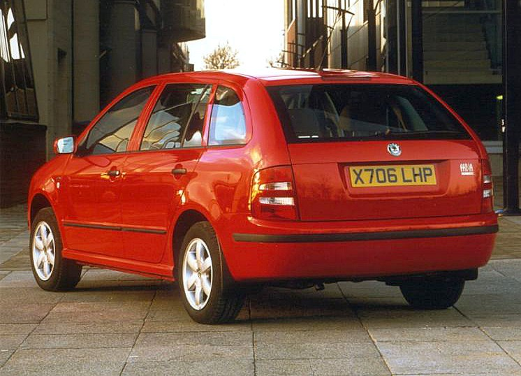 Skoda Fabia Estate Review (2001 - 2007) | Parkers