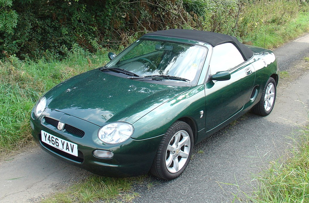 MG F Convertible Review (1995 - 2002)   Parkers