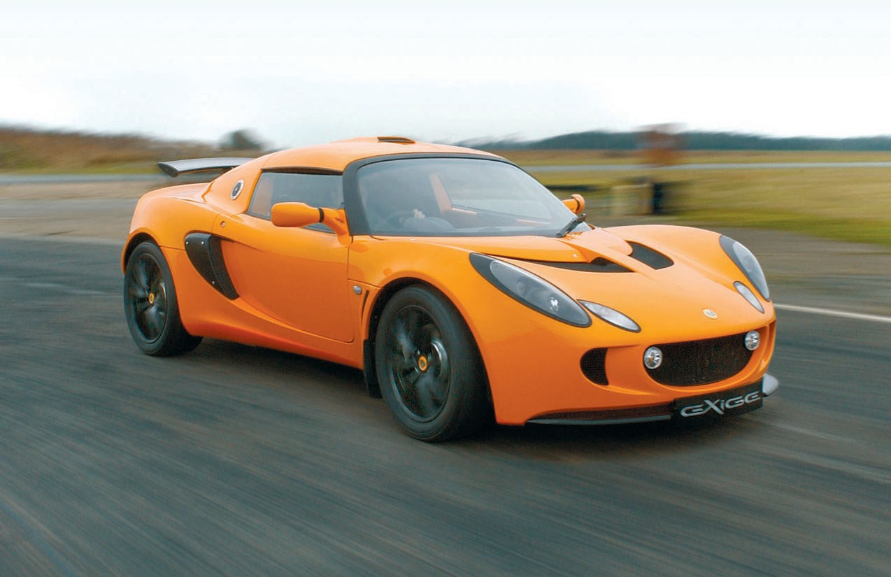 lotus exige coupe 2004 features equipment and accessories parkers. Black Bedroom Furniture Sets. Home Design Ideas