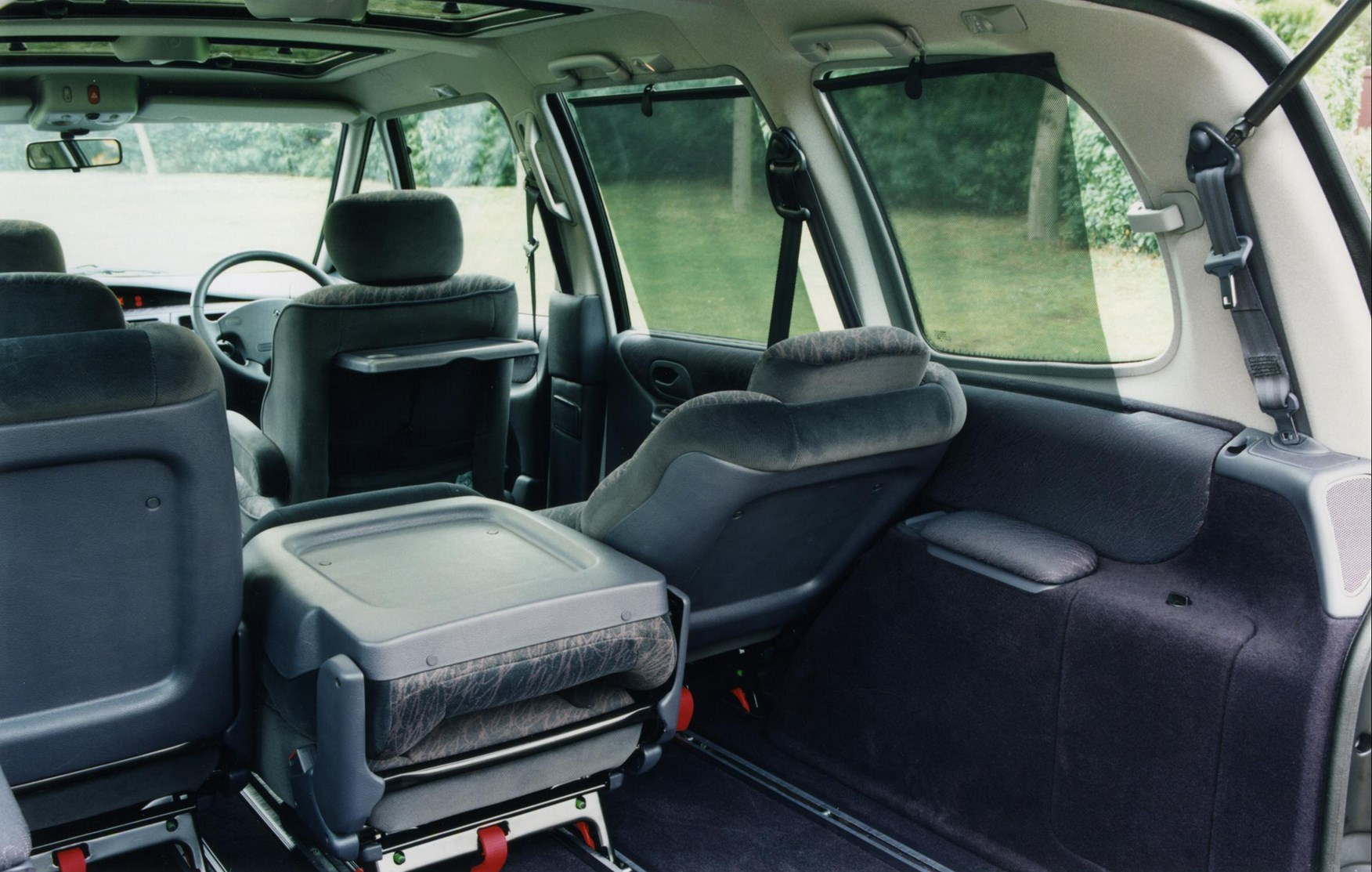 Renault Espace Estate 1997 2003 Features Equipment