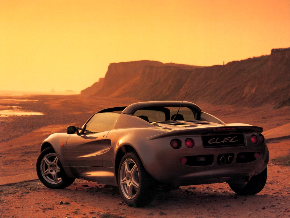 Lotus Elise Convertible (1996 - 2000) Features, Equipment and ...