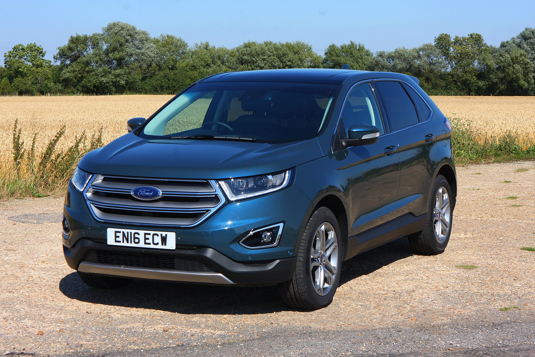 ford edge 4x4 2015 driving performance parkers. Black Bedroom Furniture Sets. Home Design Ideas