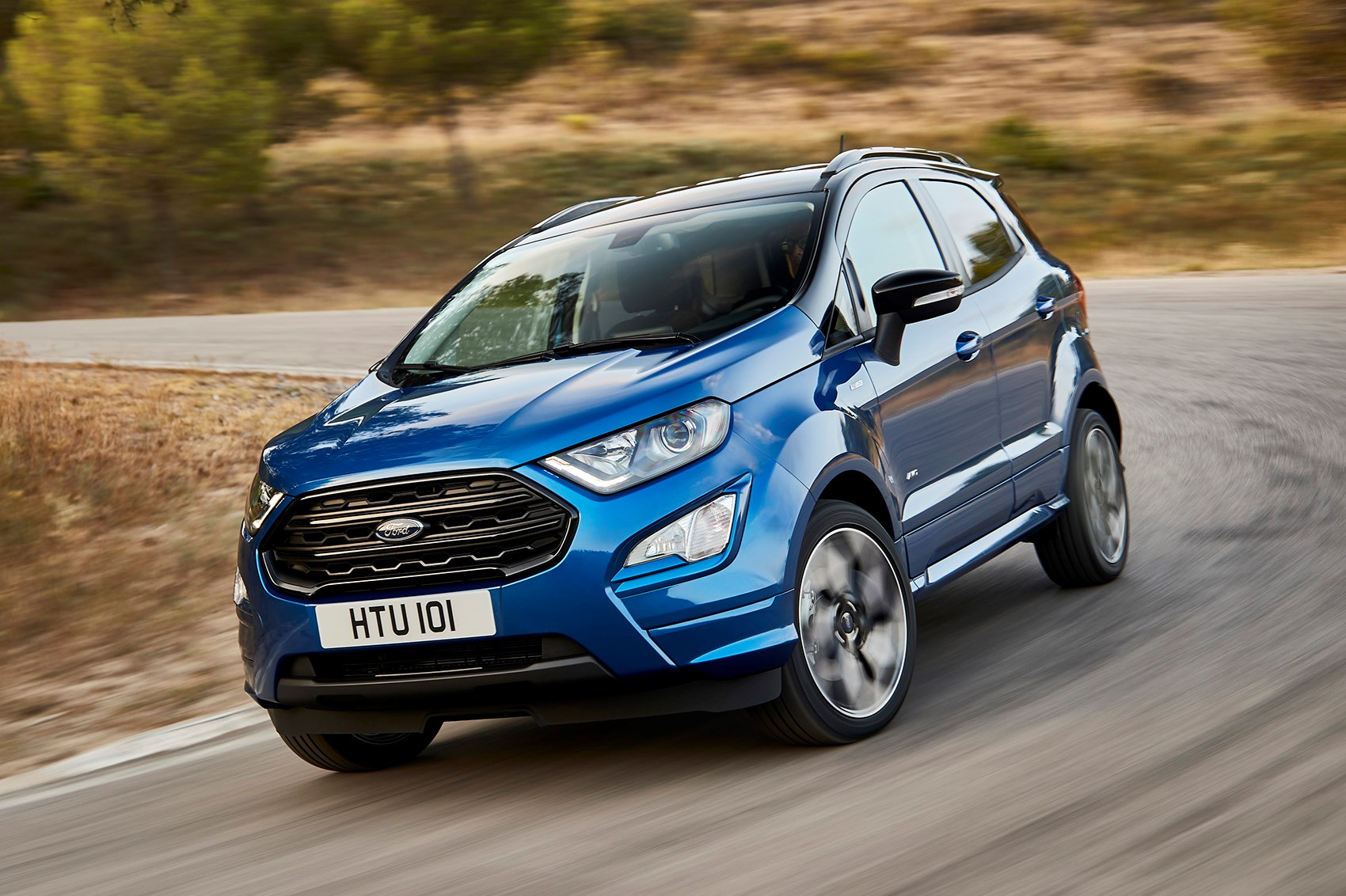 Ford Ecosport 2019 Mpg Running Costs Economy Co2 Parkers