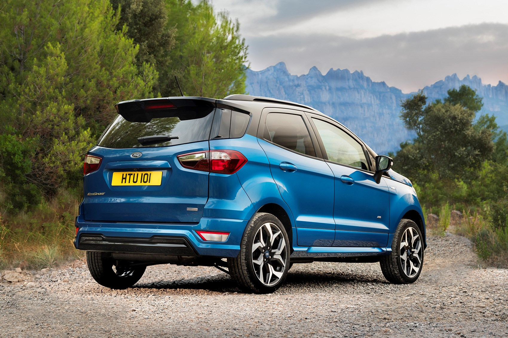 Ford Ecosport 4x4 2014 Rivals Parkers