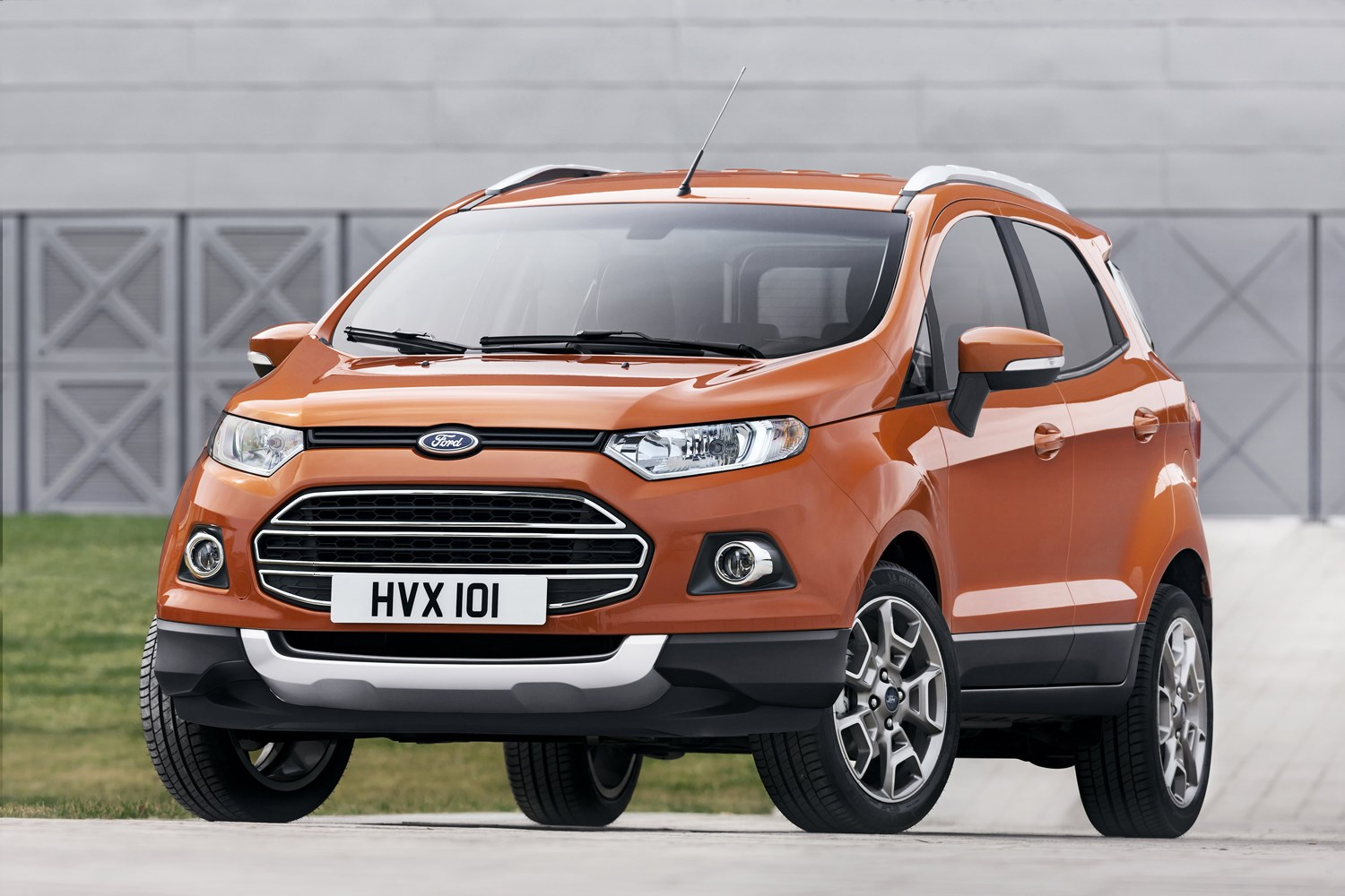 Ford EcoSport Review: Summary | Parkers