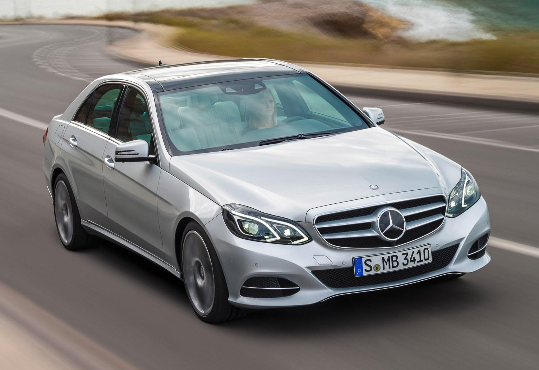Mercedes benz e class saloon review 2009 2016 parkers for How much is a mercedes benz e class