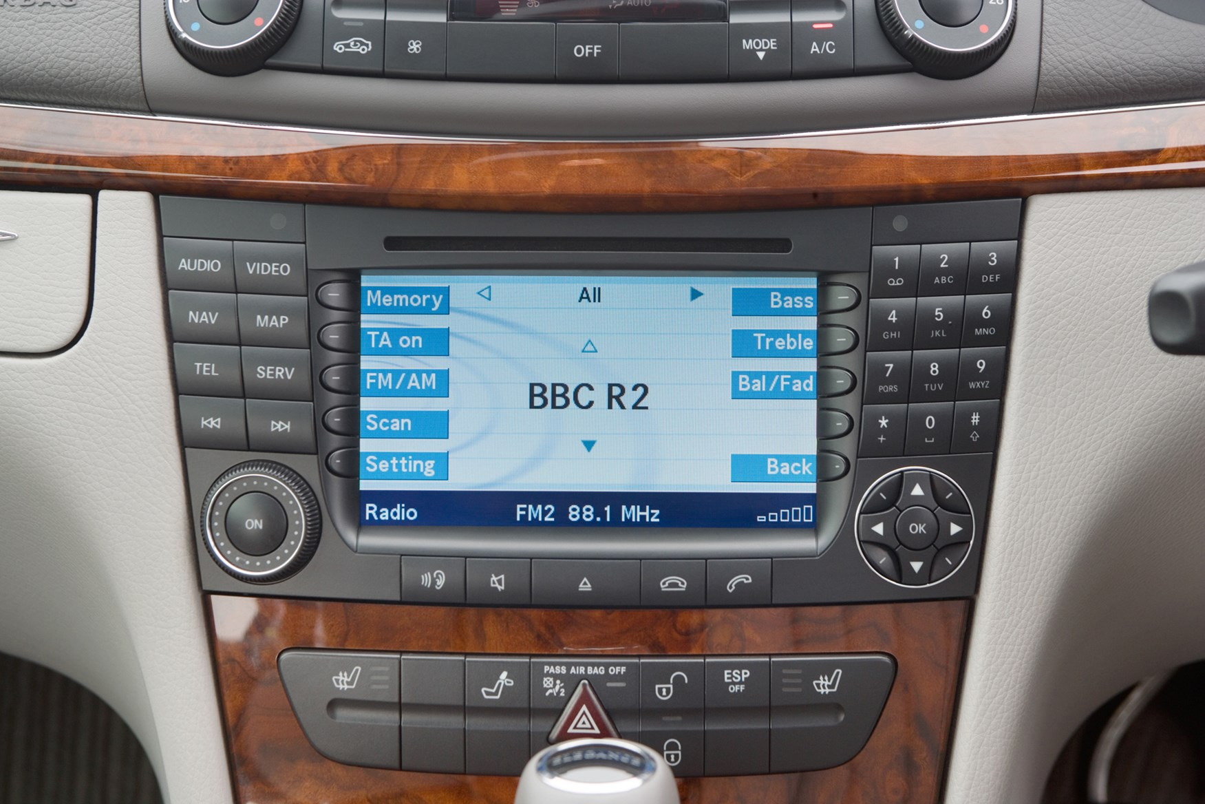 How were some car entertainment and or navigation systems in the