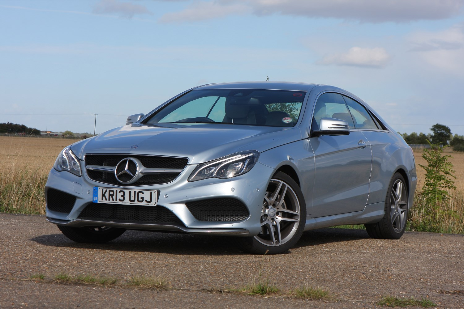 Mercedes benz e class coup 2009 2017 driving for How much is a mercedes benz e class