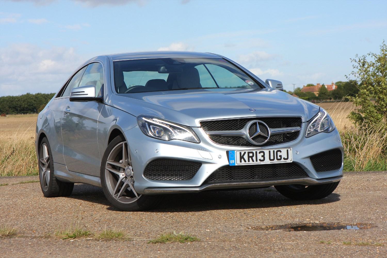 Mercedes benz e class coup 2009 2017 running costs for How much is a mercedes benz c class