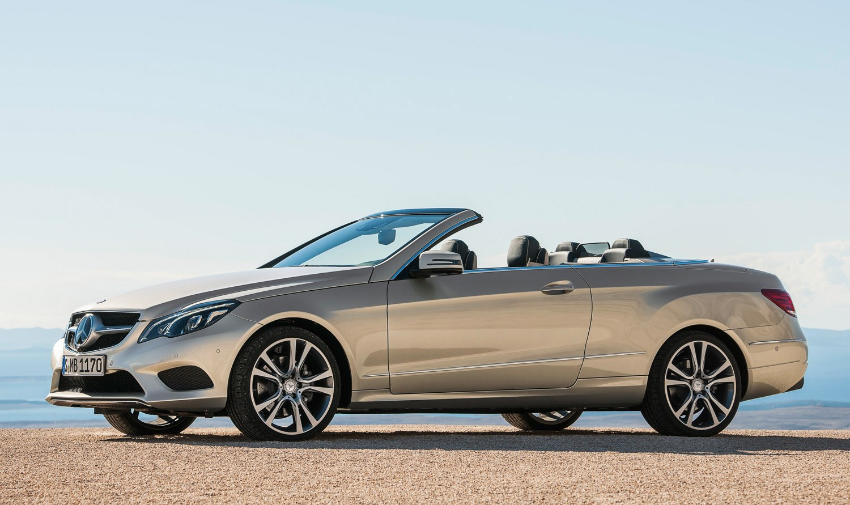 Used Mercedes-Benz E-Class Cabriolet (2010 - 2017) Review