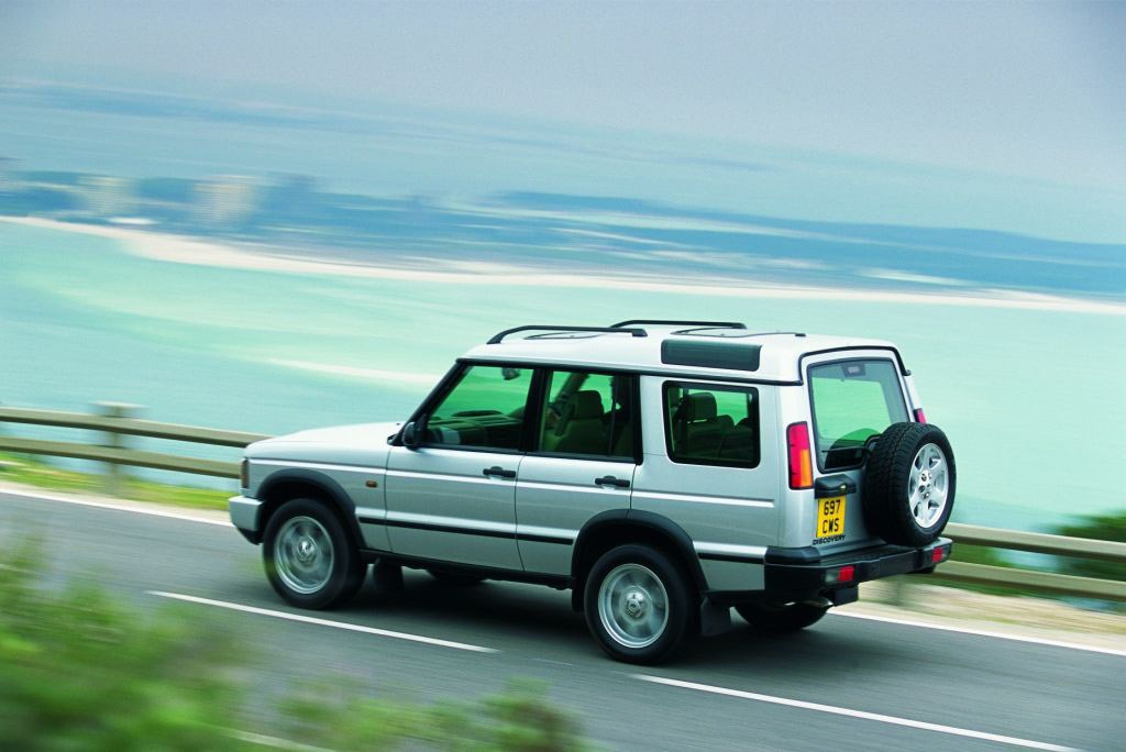 Used Land Rover Discovery Station Wagon (1998 - 2004) Review | Parkers